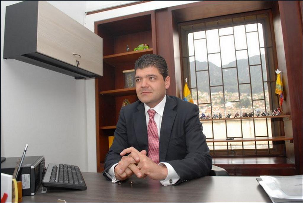 Foto: @Juandiegogj /División en el Partido Conservador por acercamientos Ordoñez