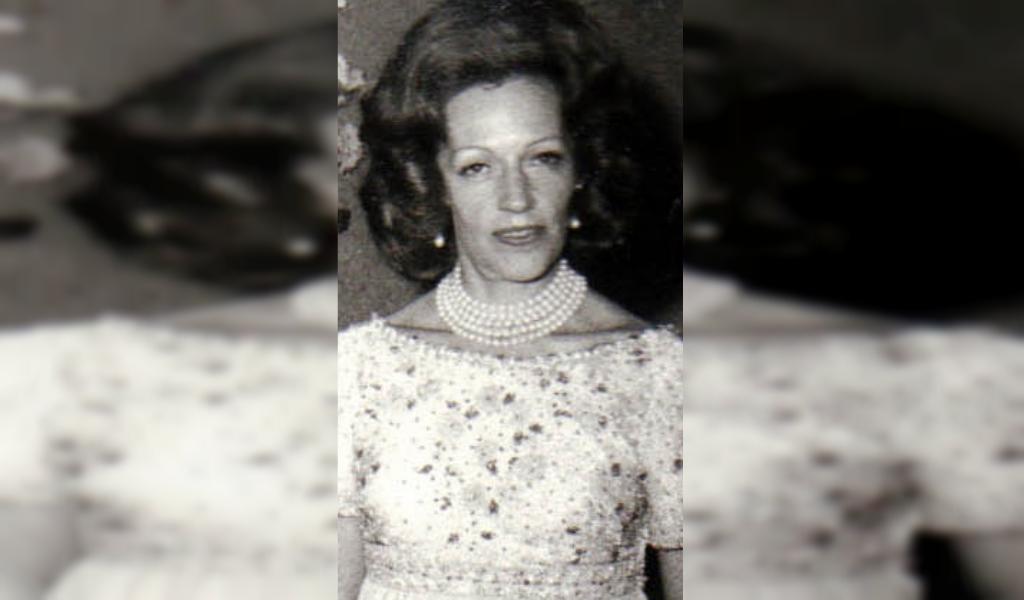 Falleció María Cristina Arango, madre del expresidente Pastrana