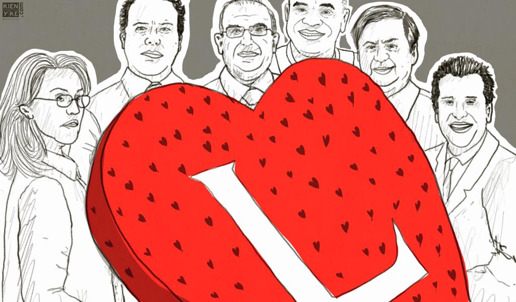El corazón del Partido Liberal