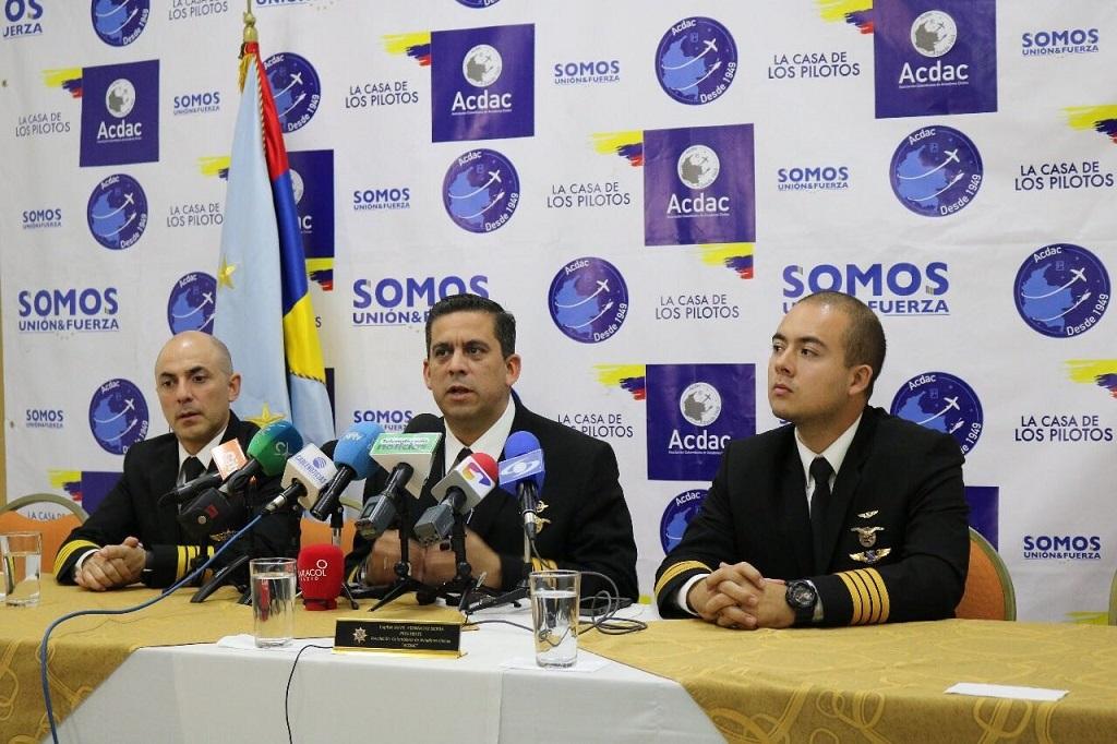 Contrademanda de los pilotos de Avianca fue negada por el Tribunal