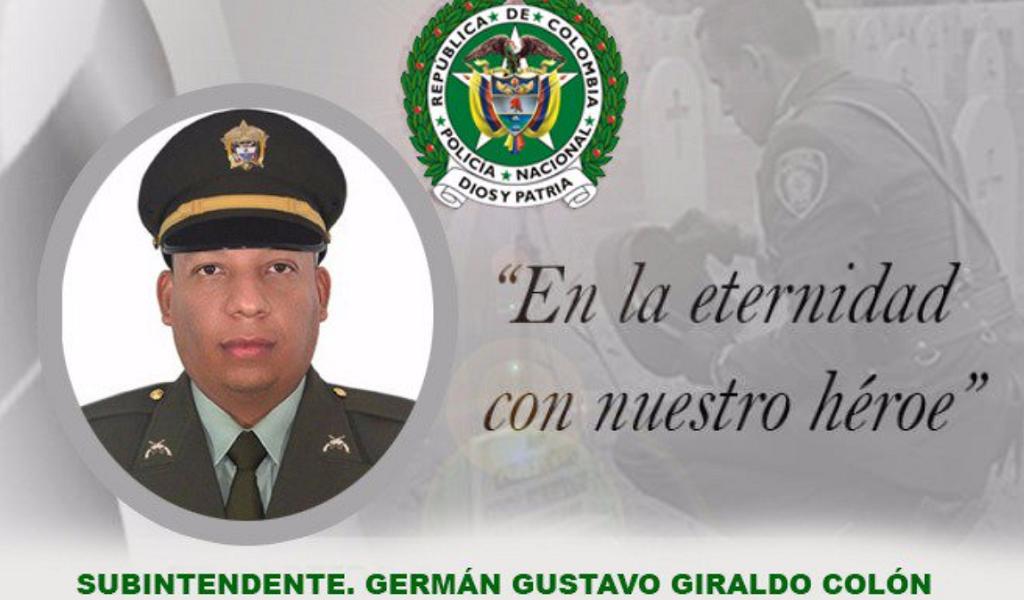 Ataque sicarial deja un Policía muerto en Antioquia