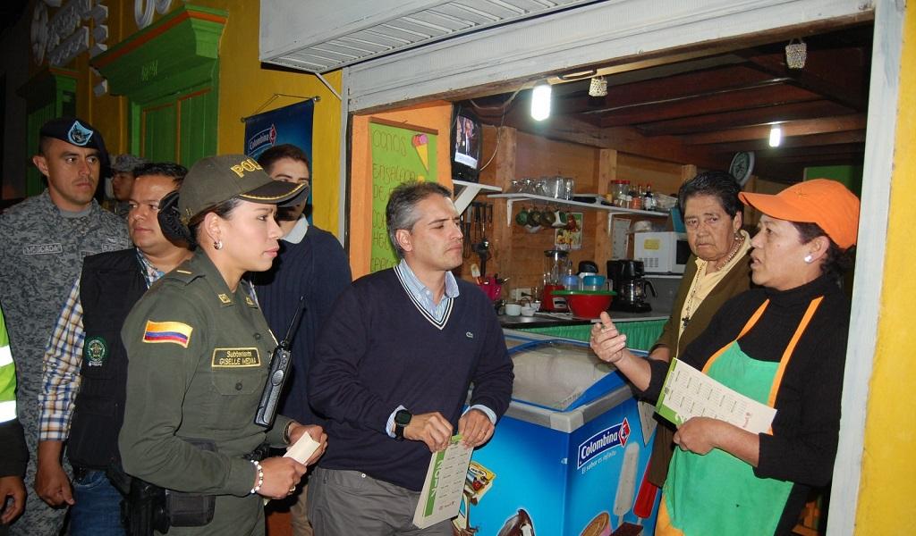 Disminuyen homicidios en Rionegro, Antioquia