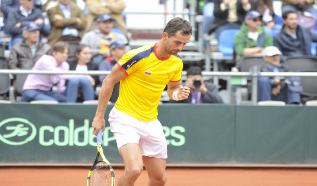 Santiago Giraldo Copa Davis