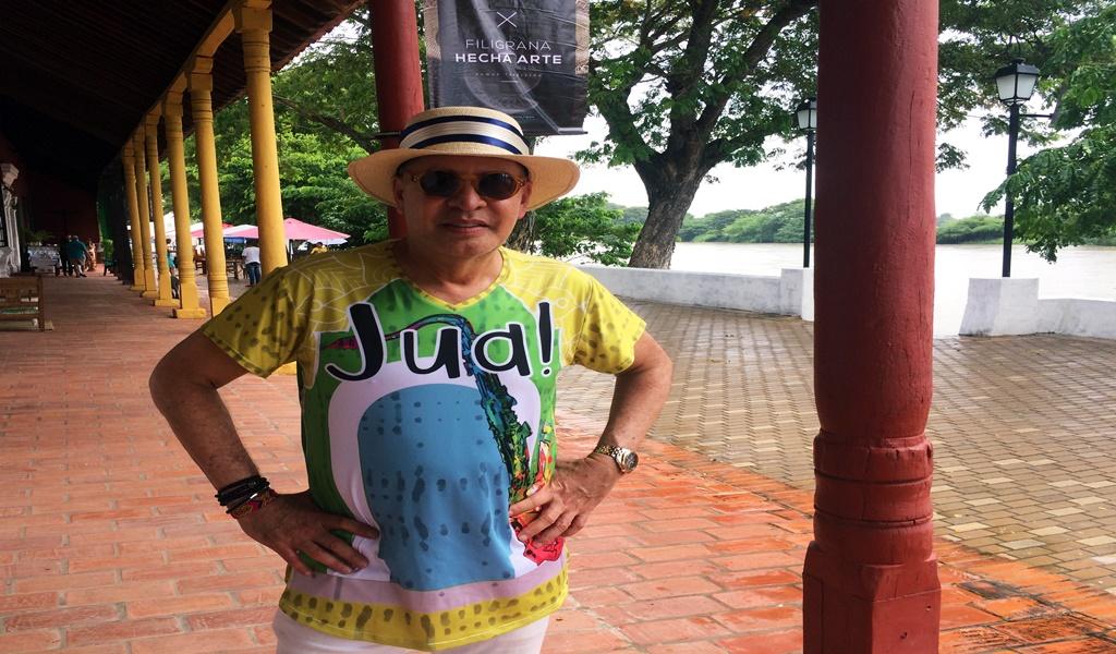 Hernán Zajar, un momposino de tela y Jazz