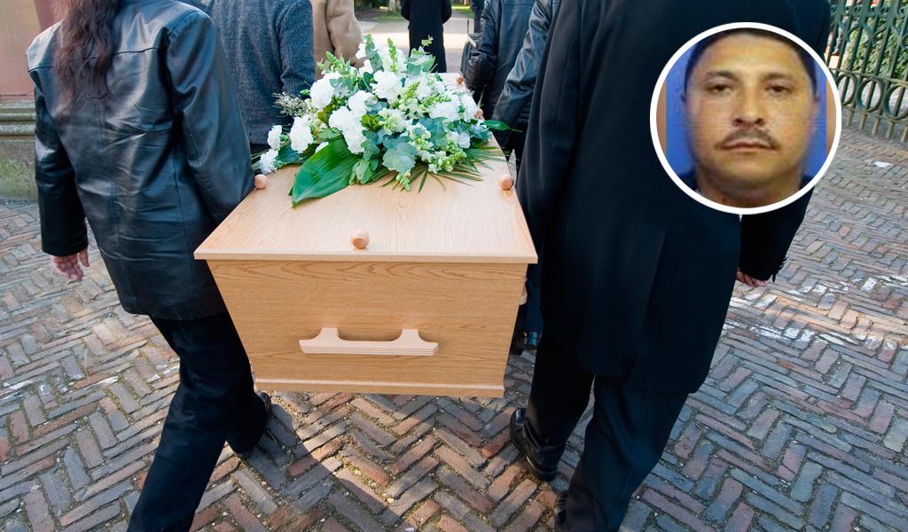 'Gavilán', el entierro de un mafioso más