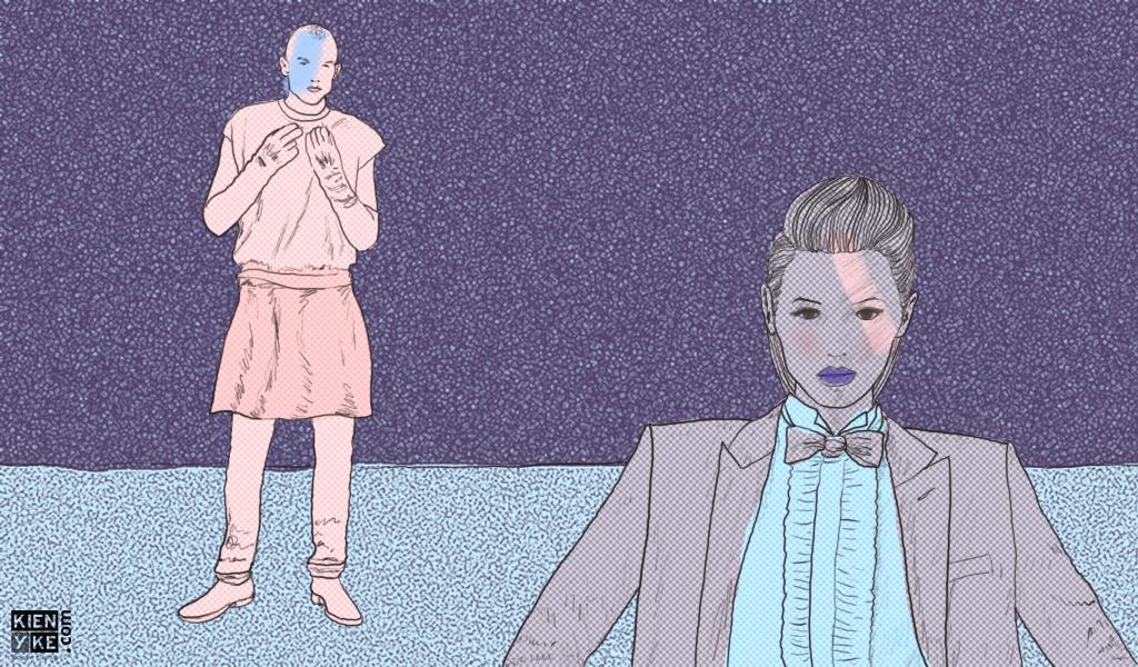 La moda unisex llegó para quedarse