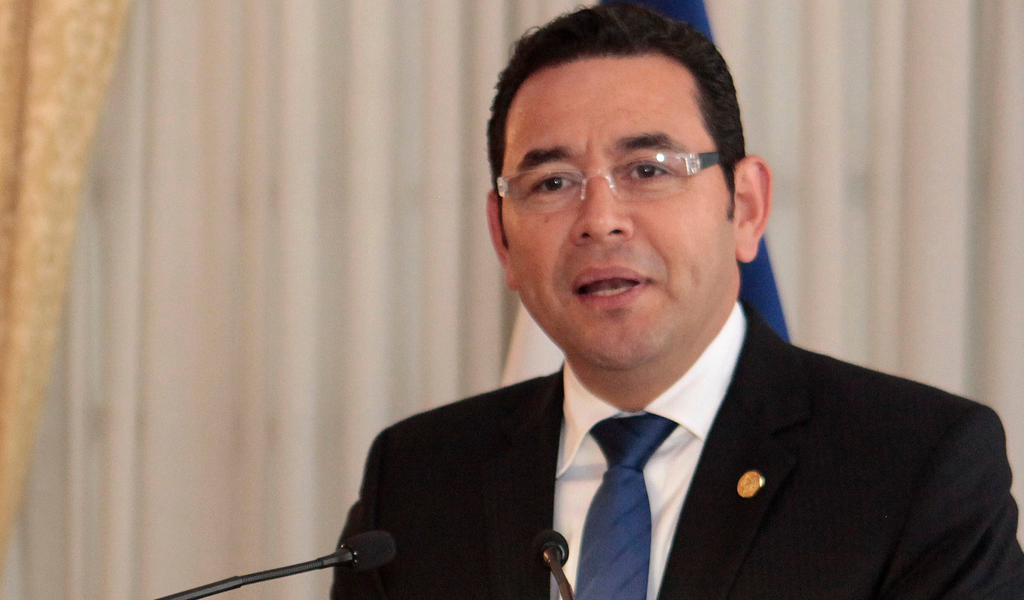 Continua crisis política en Guatemala