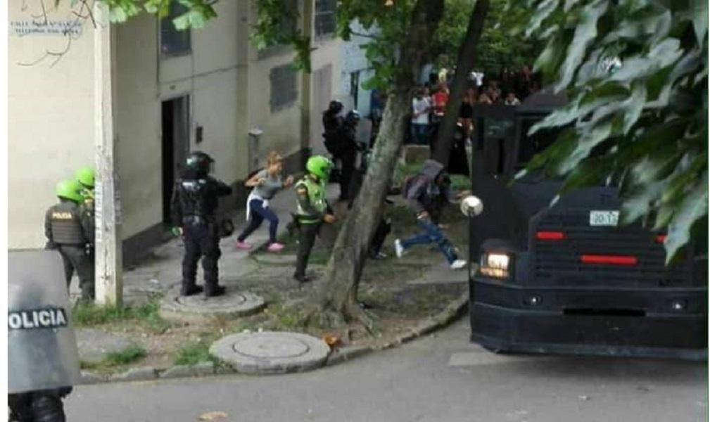 Indignación por muerte de un niño de dos años en Medellín