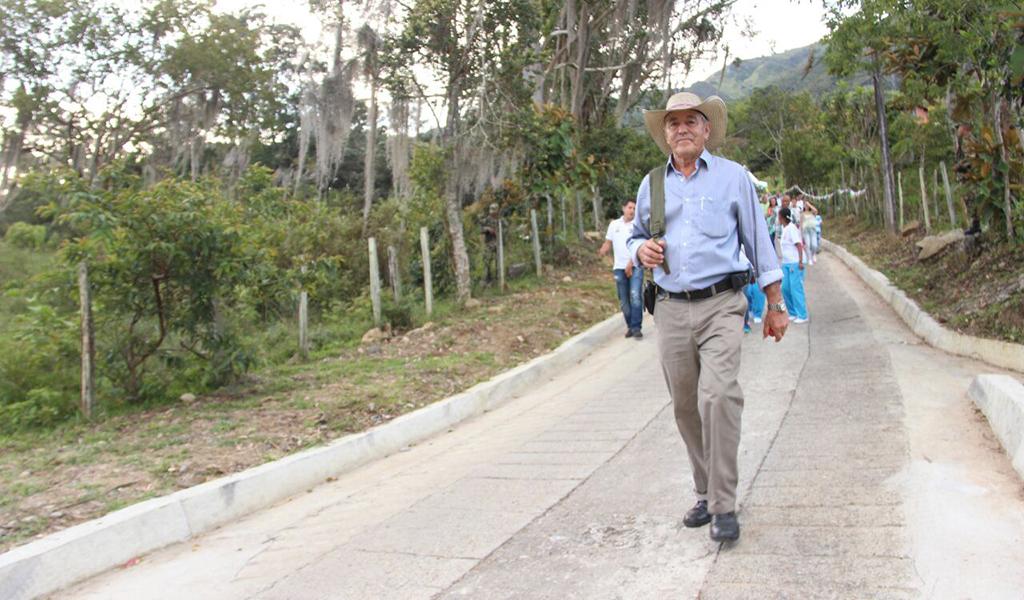 Las obras que mejorarán la calidad de vida en Barbosa