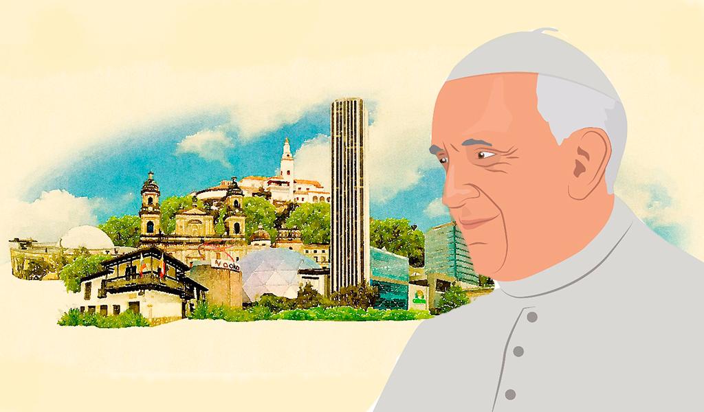 Cinco cosas que debe saber sobre la visita del Papa