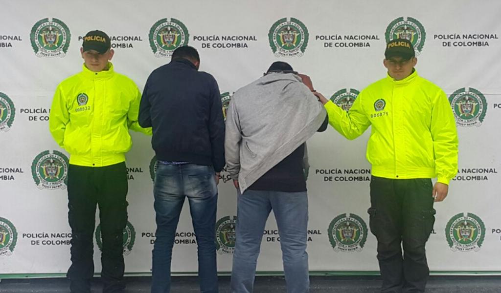 Cae banda que vendía celulares hurtados en Bogotá
