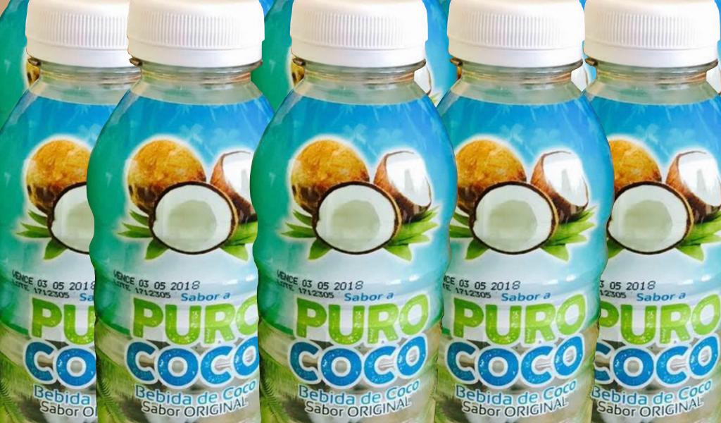 """El reto con """"Puro Coco"""""""