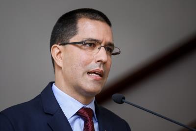 Jorge Arreaza - Canciller Venezuela