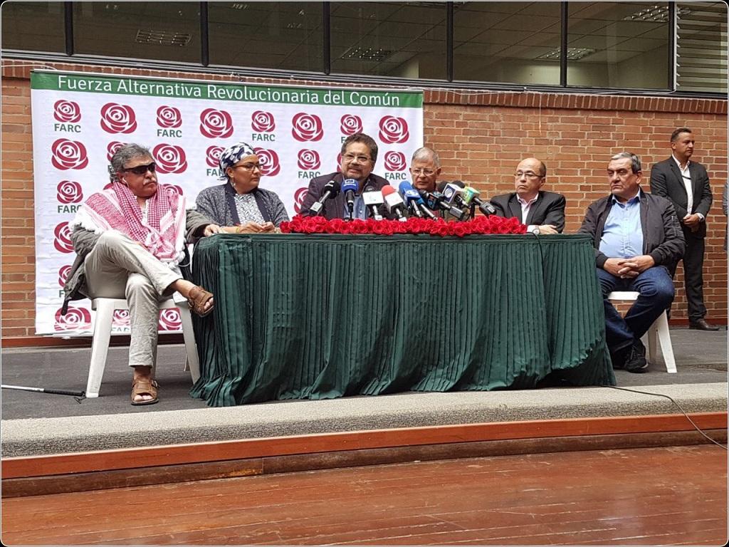 @FARC_EPueblo /Inscripción partido de las Farc