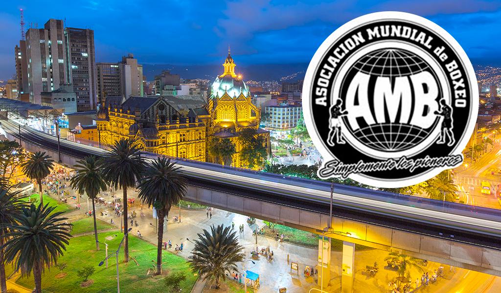 Medellín recibirá cumbre de la Asociación Mundial de Boxeo