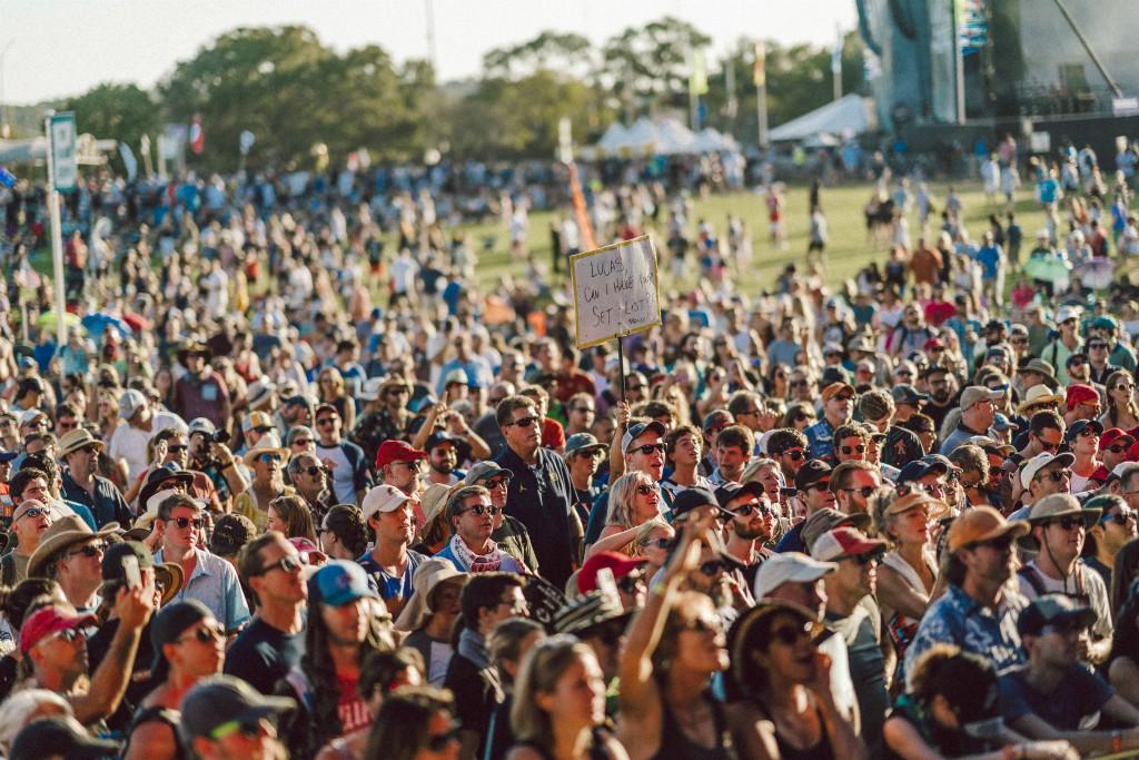 Vea aquí el Austin City Limits Music Festival