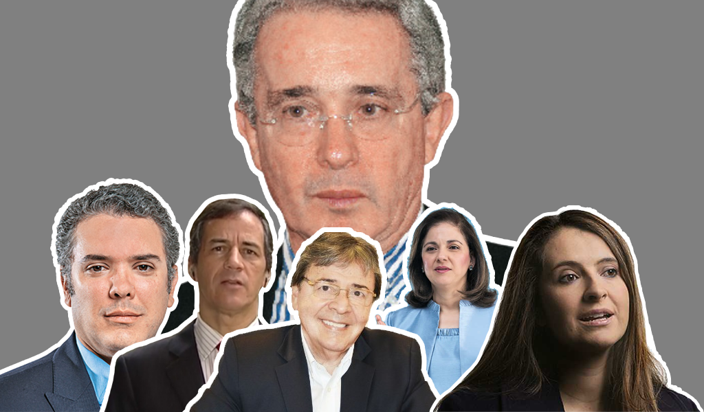 ¿'Dedocracia' para elegir candidato del Uribismo?