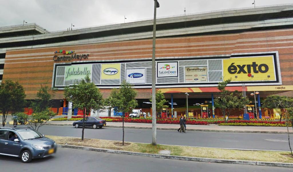 Centro Mayor Centro Comercial de Bogotá