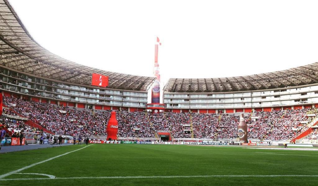Estadio peru vs colombia