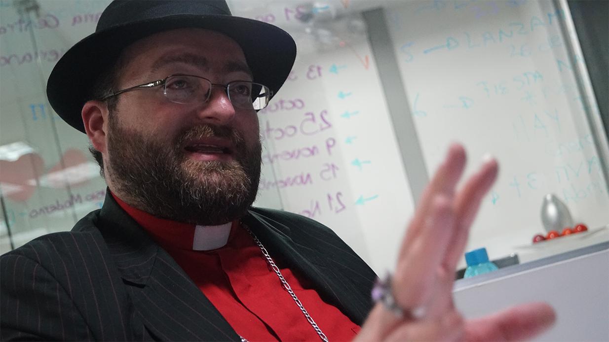 Entrevista con el exorcista
