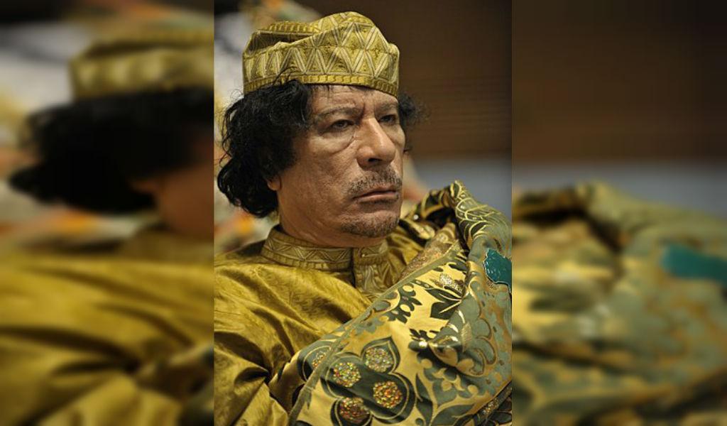 """Muamar el Gadafi, el """"Che Guevara árabe"""""""