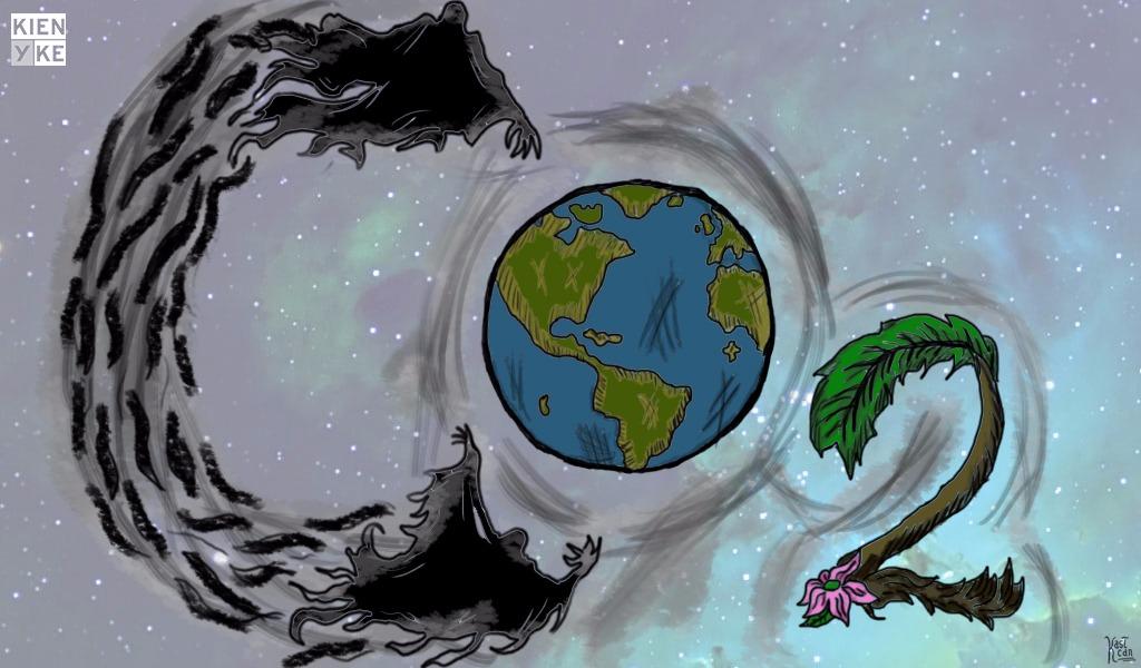 De alerta mundial CO2