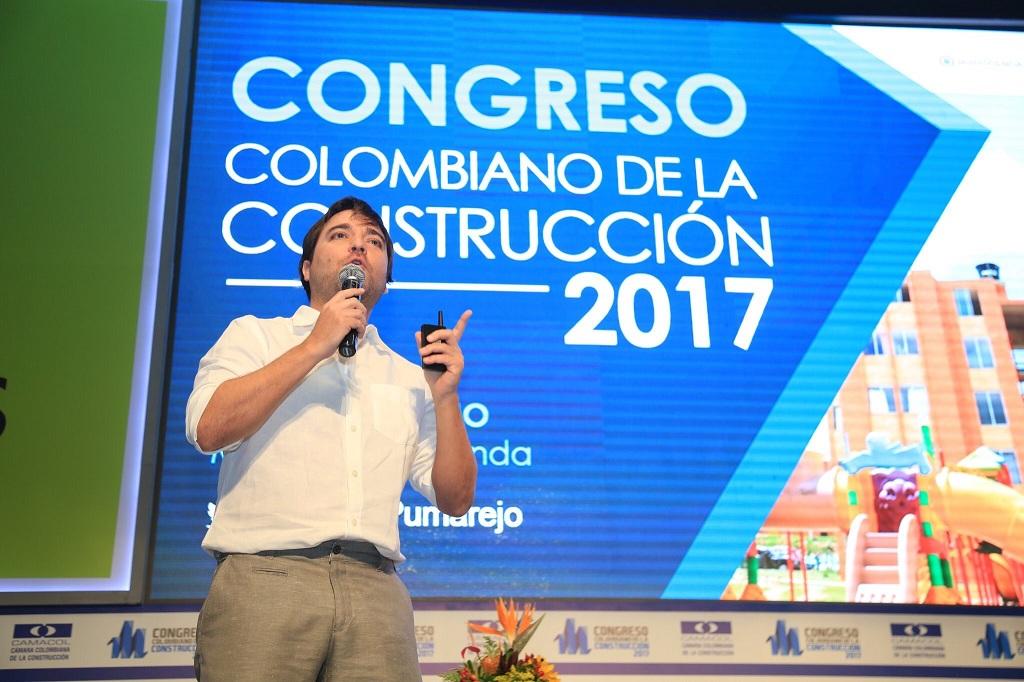 Jaime Pumarejo, exministro de Vivienda de Cambio Radical