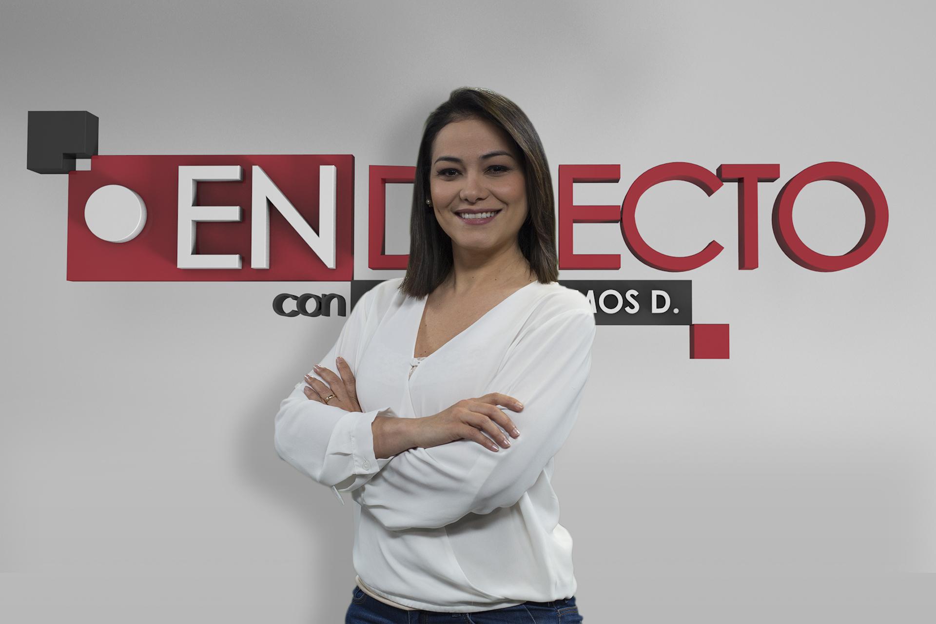 Canal Capital lanza 'En Directo' con Luz Elena Ramos
