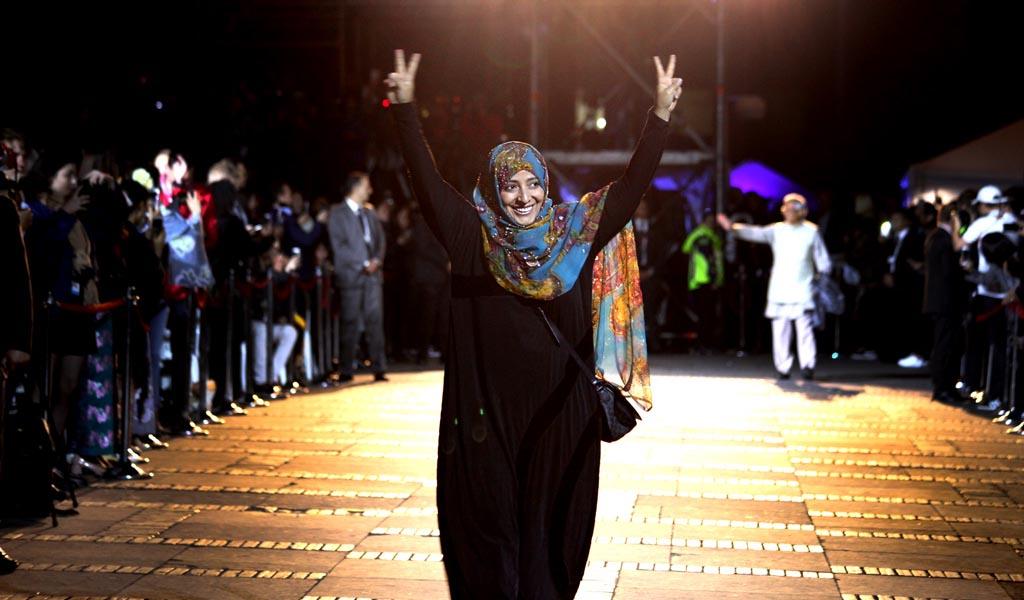 Tawakkul Karman: los corruptos deben sentir la presión del pueblo