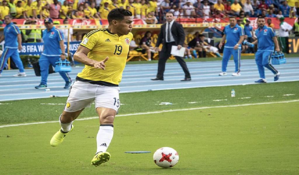 Teófilo Gutiérrez Selección Colombia