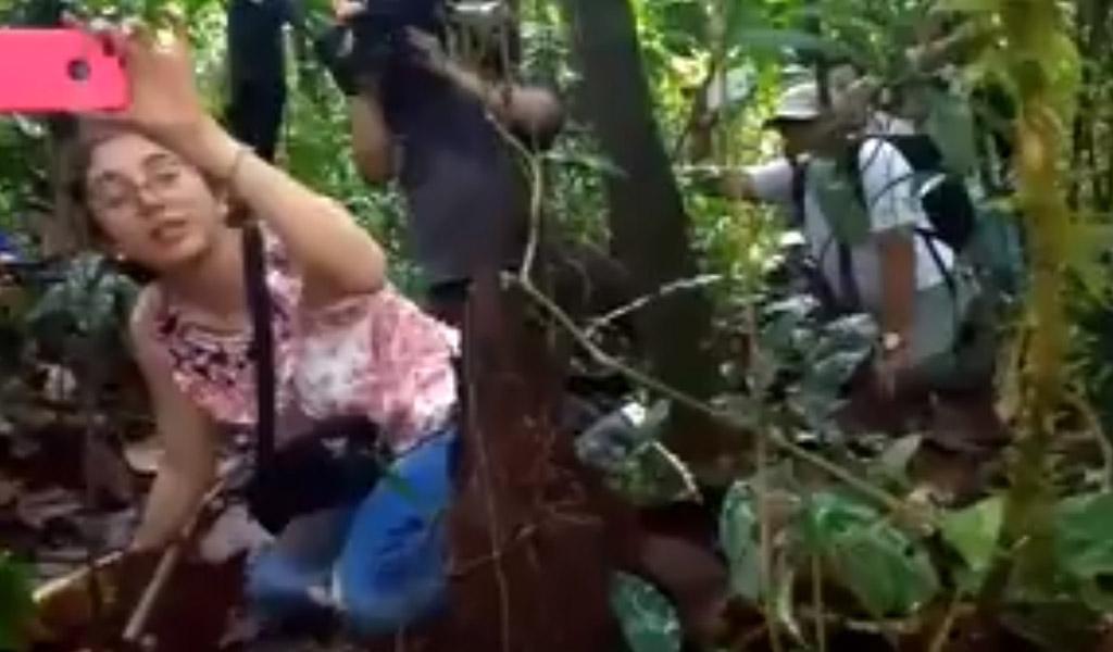 Policía habría atacado comisión de verificación en Tumaco