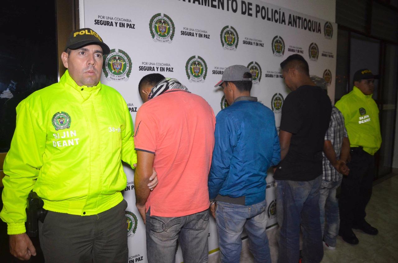 Cayó el jefe de seguridad del más buscado en Antioquia