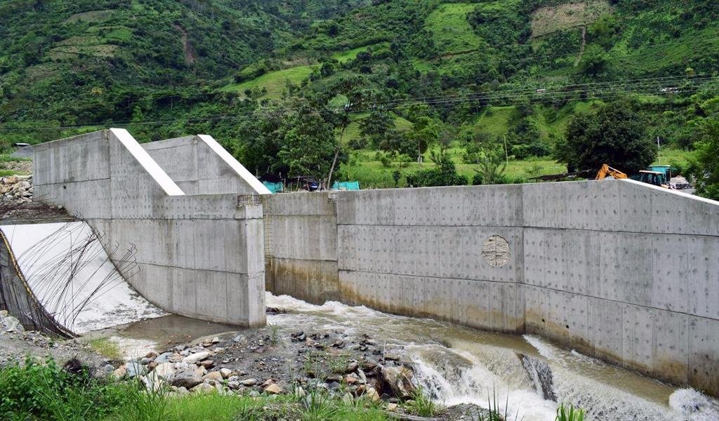 La hidroeléctrica que generará desarrollo en Liborina