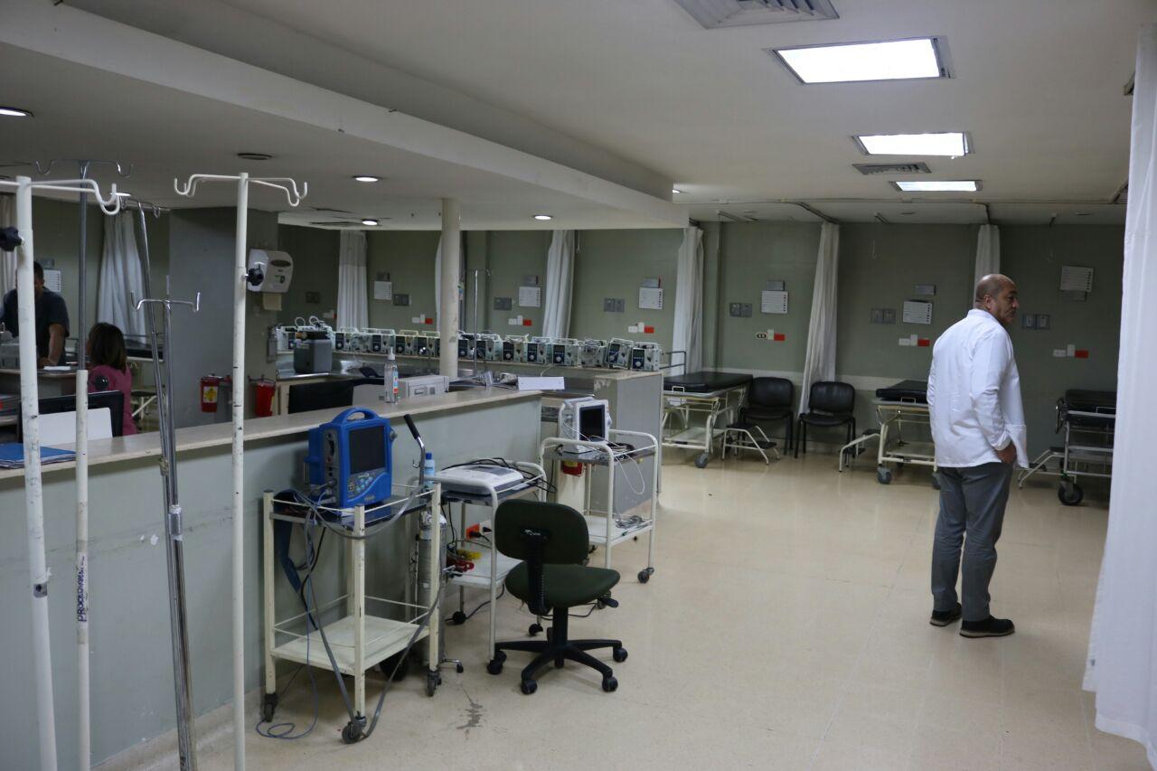 Esimed incumplió cierre de servicios hospitalarios