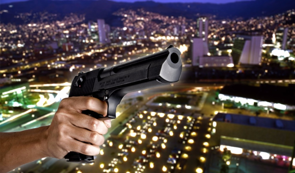Señalan a venezolanos de crear grupo armado en Medellín
