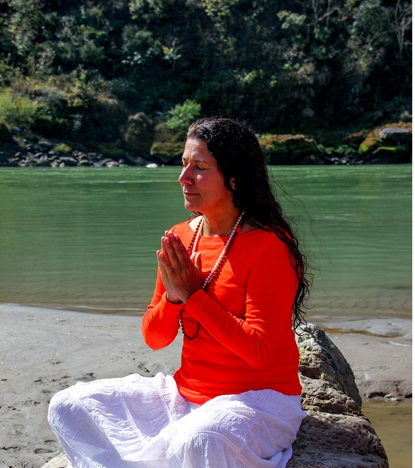 Una de las representantes más importantes del Yoga está en Colombia