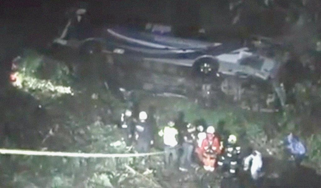 Accidente en Santander deja tres muertos