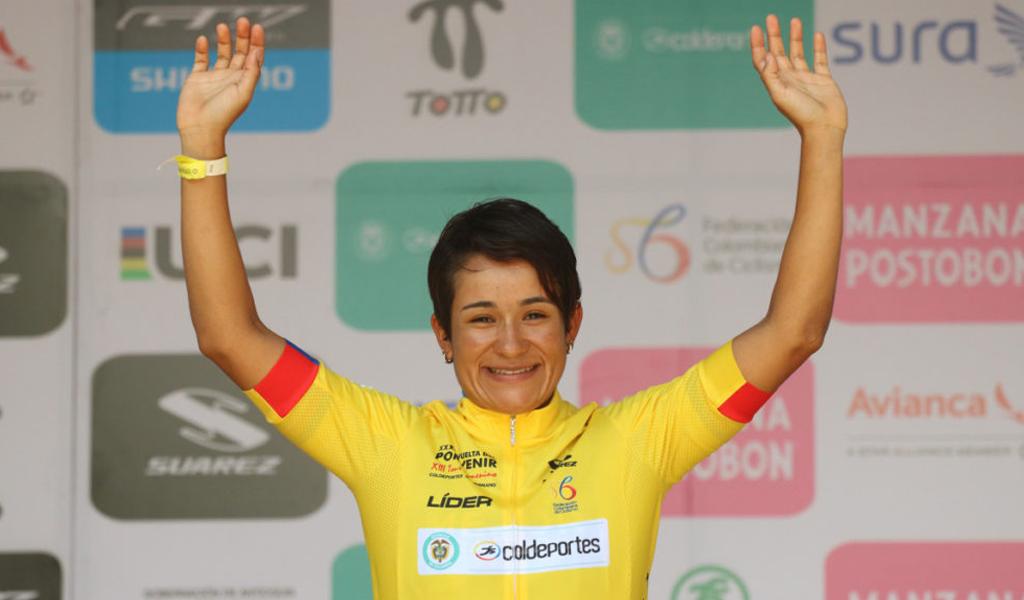 Ana Cristina Sanabria Vuelta Colombia Femenina