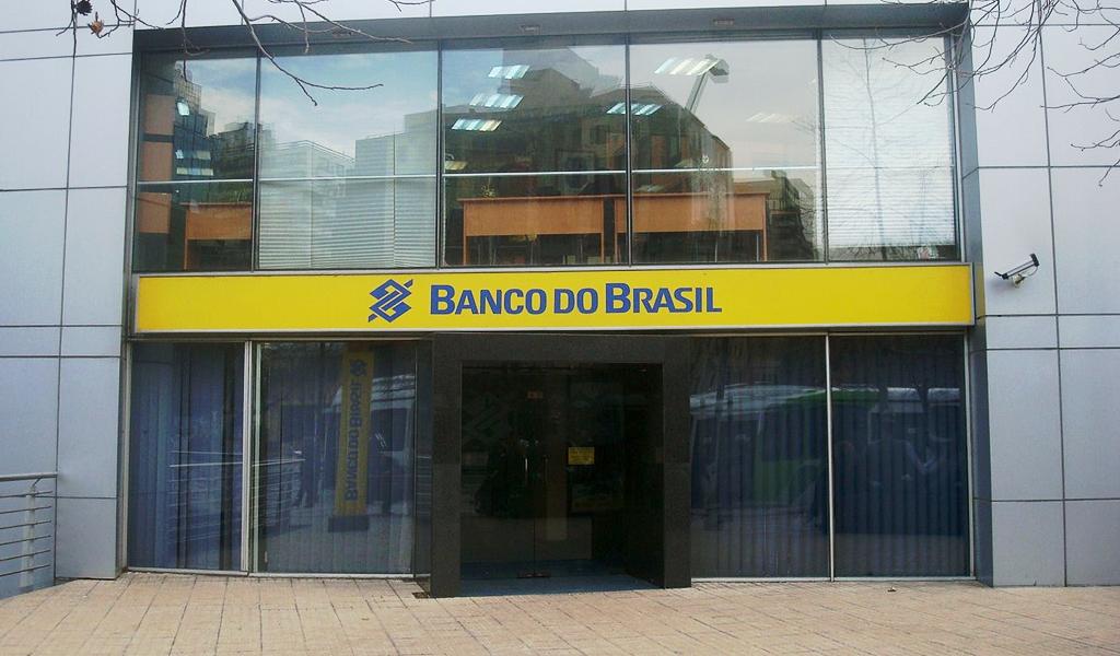 Ladrones crean túnel para robar el Banco de Brasil.