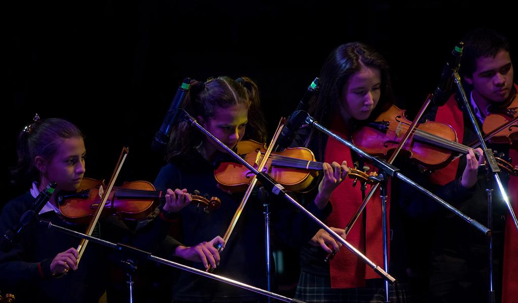 Cerebro musical, un evento para jóvenes y científicos