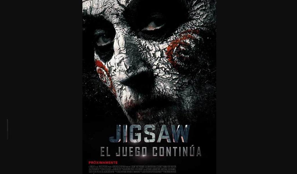 Estreno de la esperada cinta de JigSaw – El juego del miedo