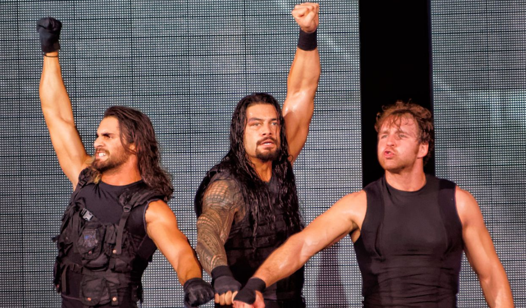 lucha The Shield