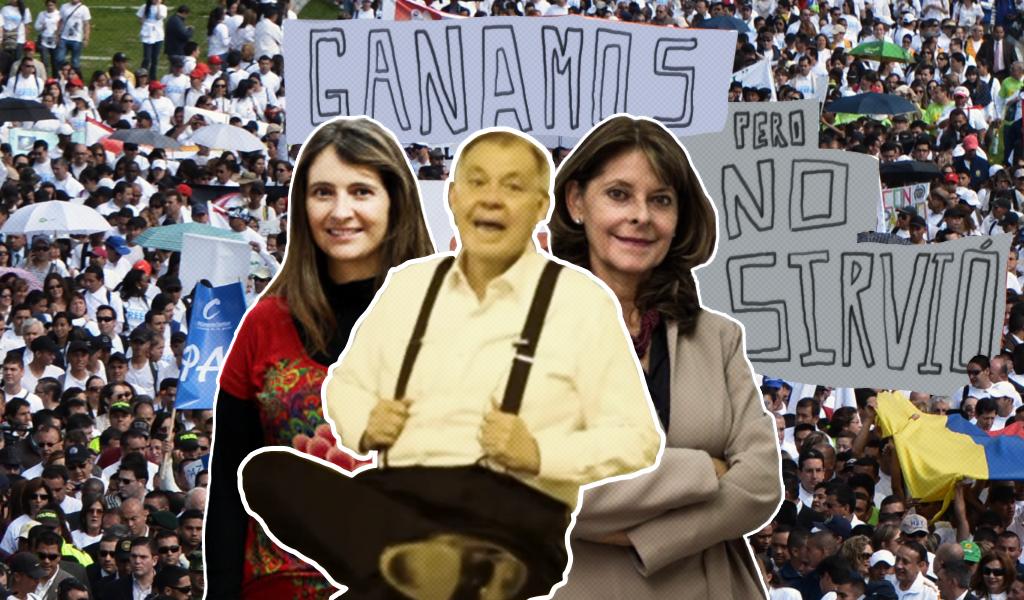 """Hablan promotores del No un año después de su """"victoria"""""""