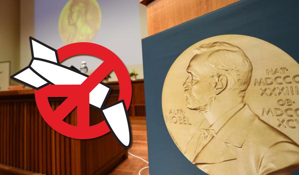 Nobel de Paz para opositores de Armas nucleares