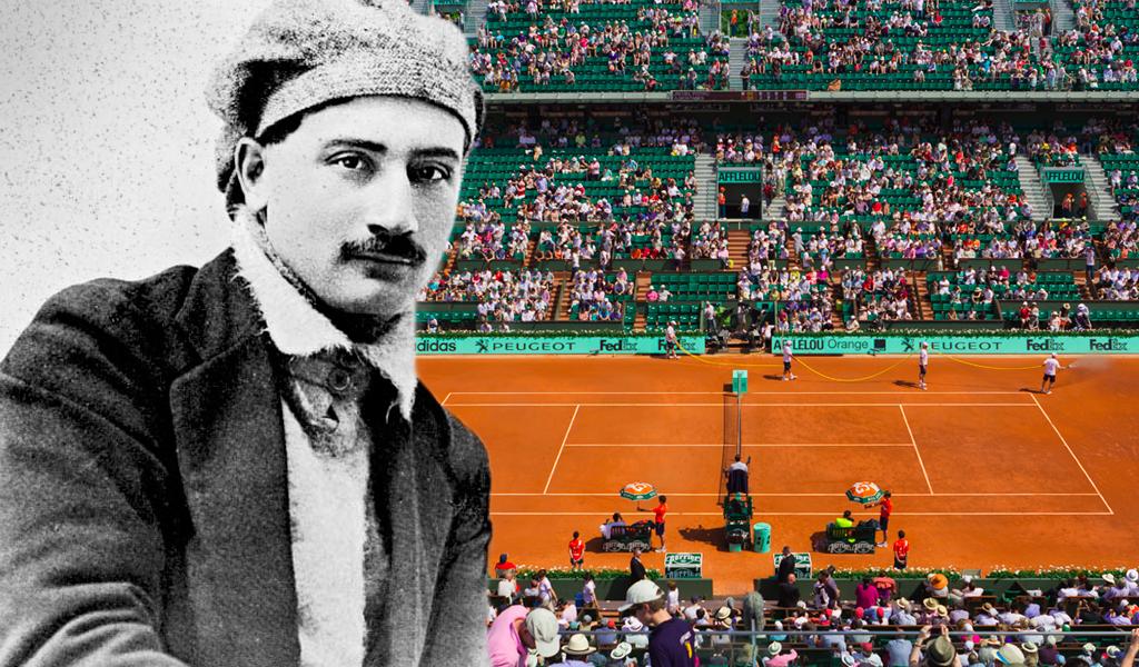 El hombre detrás del torneo Roland Garros