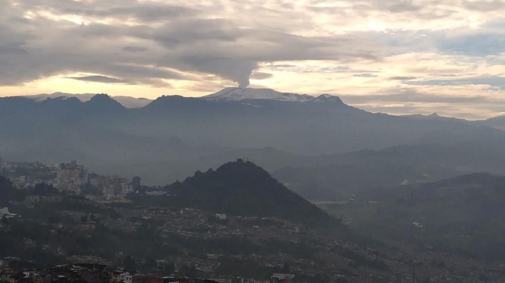 El Nevado del Ruiz lleva 5 años en alerta amarilla