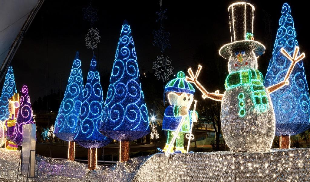 Así será el tradicional alumbrado navideño en Medellín