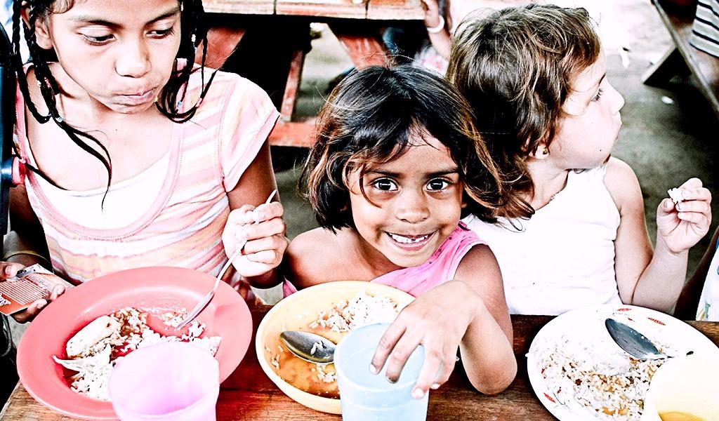 Desnutrición crónica en niños disminuyó en Colombia