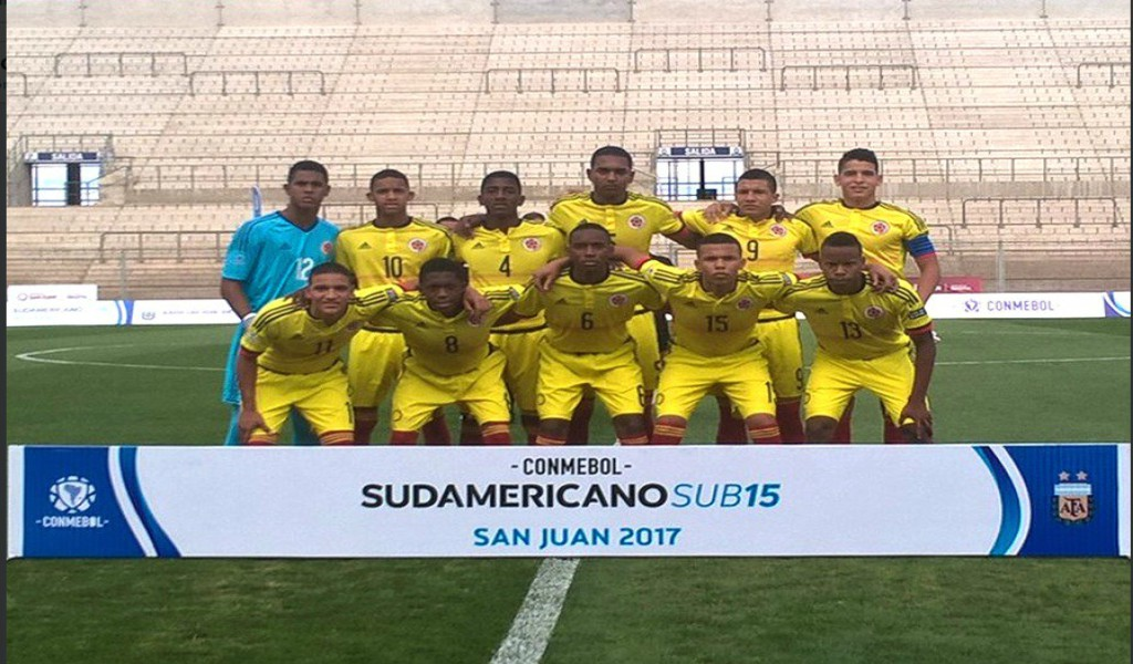 Colombia sub15