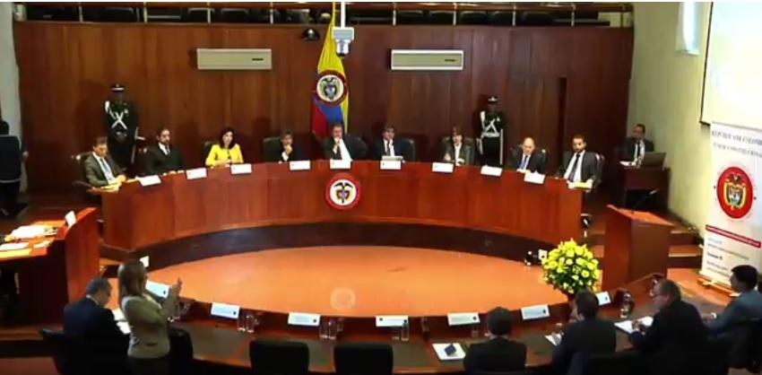 Corte Constitucional avala participación política de Farc